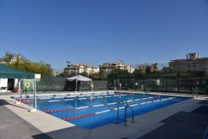 Obra Social Vals Sport piscina exterior Cónsul