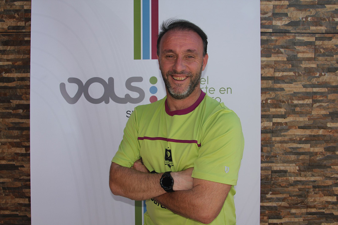 Miguel Aróstegui, Presidente Obra Social Vals Sport