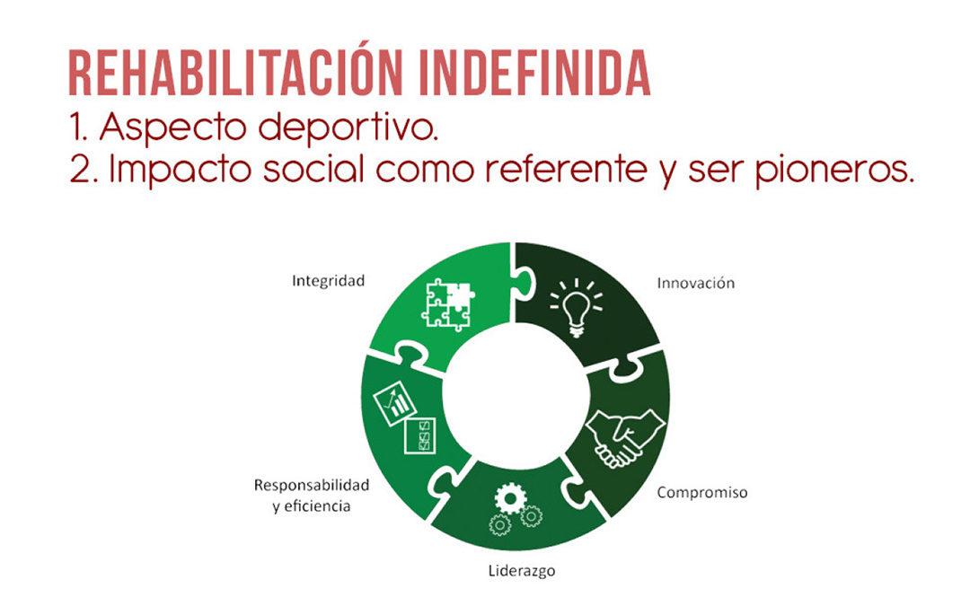 Inauguración de la Obra Social Vals Sport
