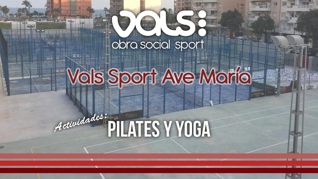 Vals Sport Obra Social en Ave María