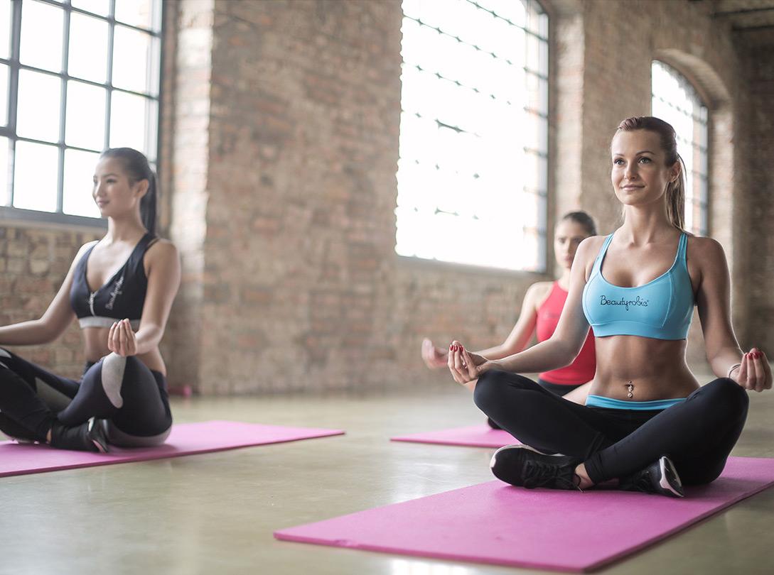 Yoga como Actividad dirigida Obra Social Vals Sport