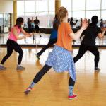 Baile en Obra Social Vals Sport