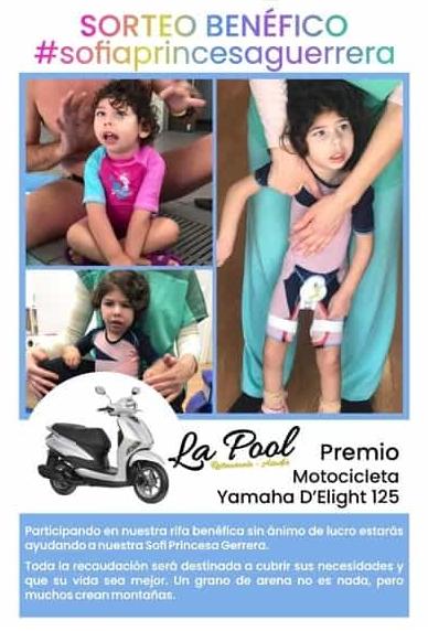 Sofía la Princesa Guerrera Vals Sport Obra Social